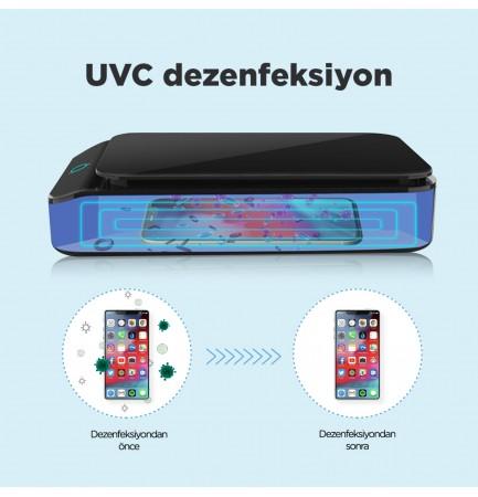 SERCAIR WAVE UV LED STERİLİZASYON KUTUSU