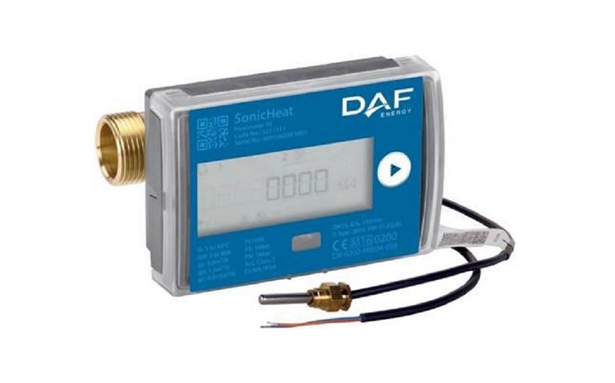 Daf Sonicheat Ultrasonik Kalorimetre Stoklarımıza Girmiştir..
